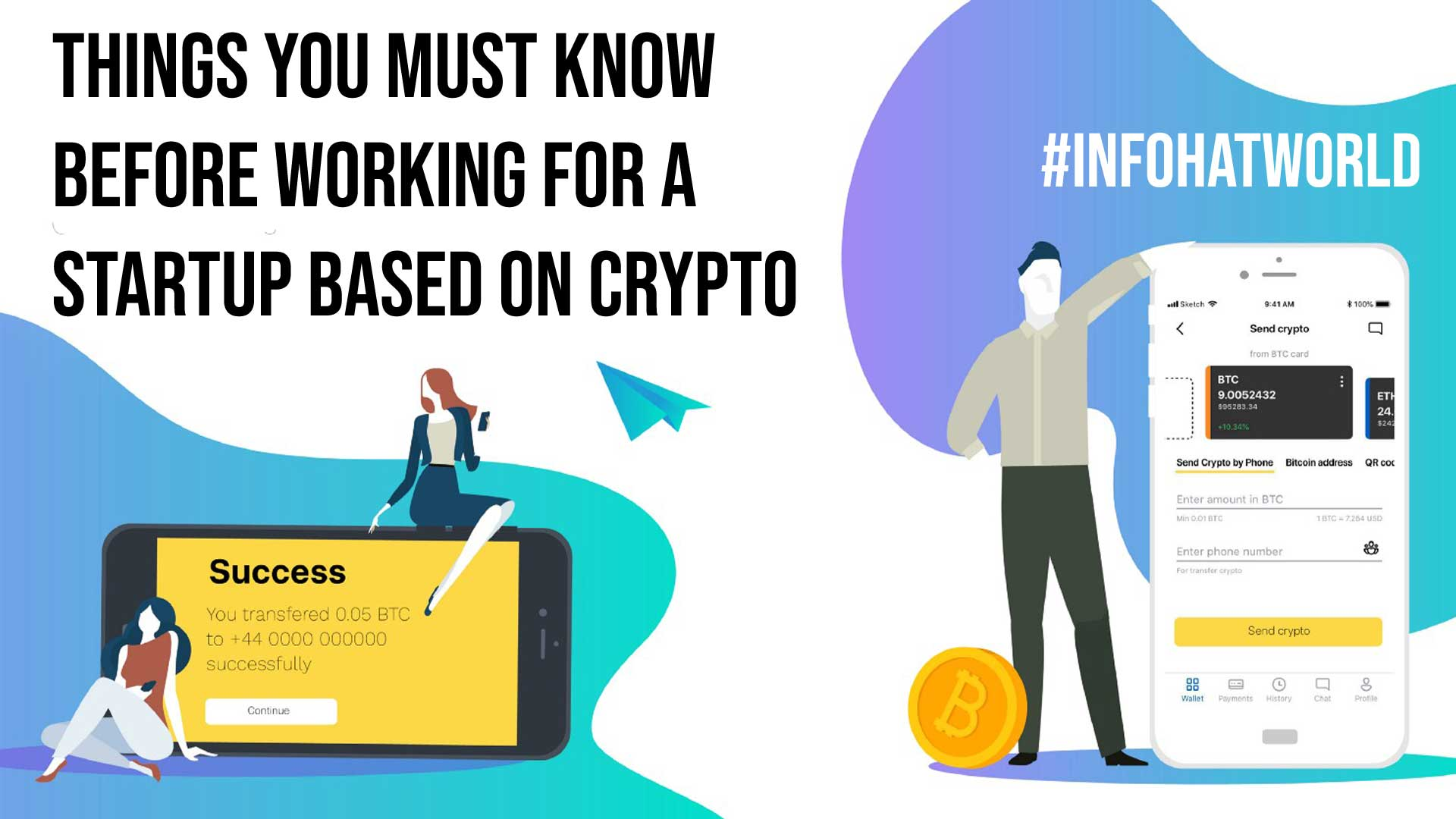 Things You Must Know Before Working for a Startup based on Crypto