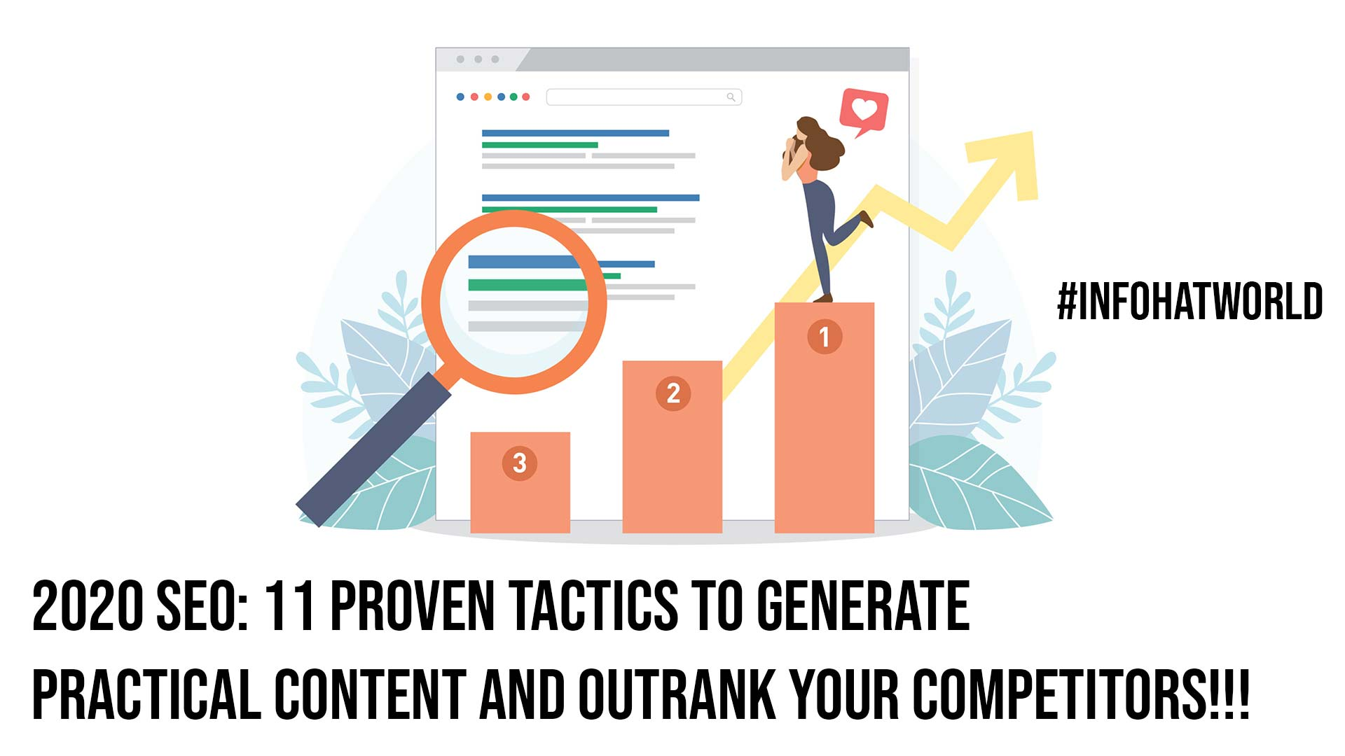 2020 SEO 11 Proven Tactics To Generate Practical Content And Outrank Your Competitors
