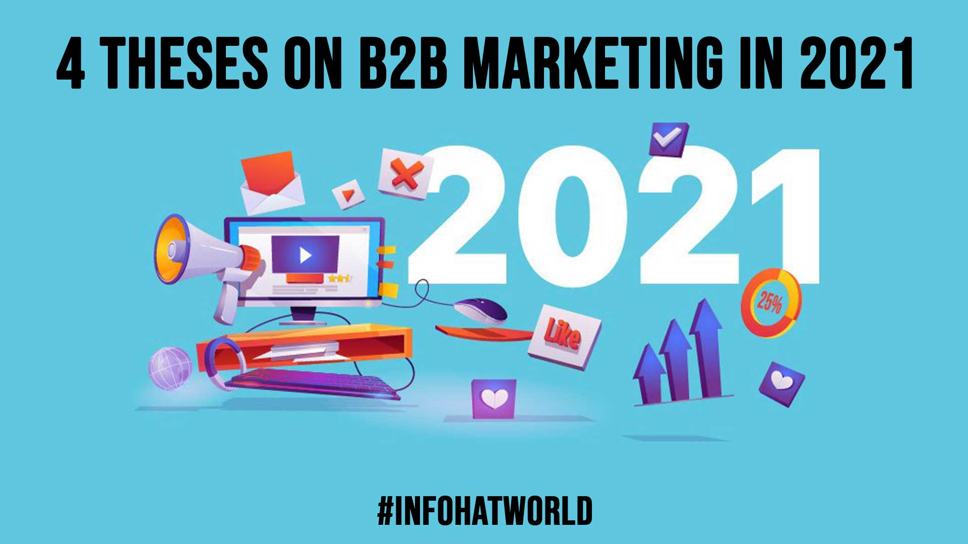 4 Theses on B2B Marketing in 2021
