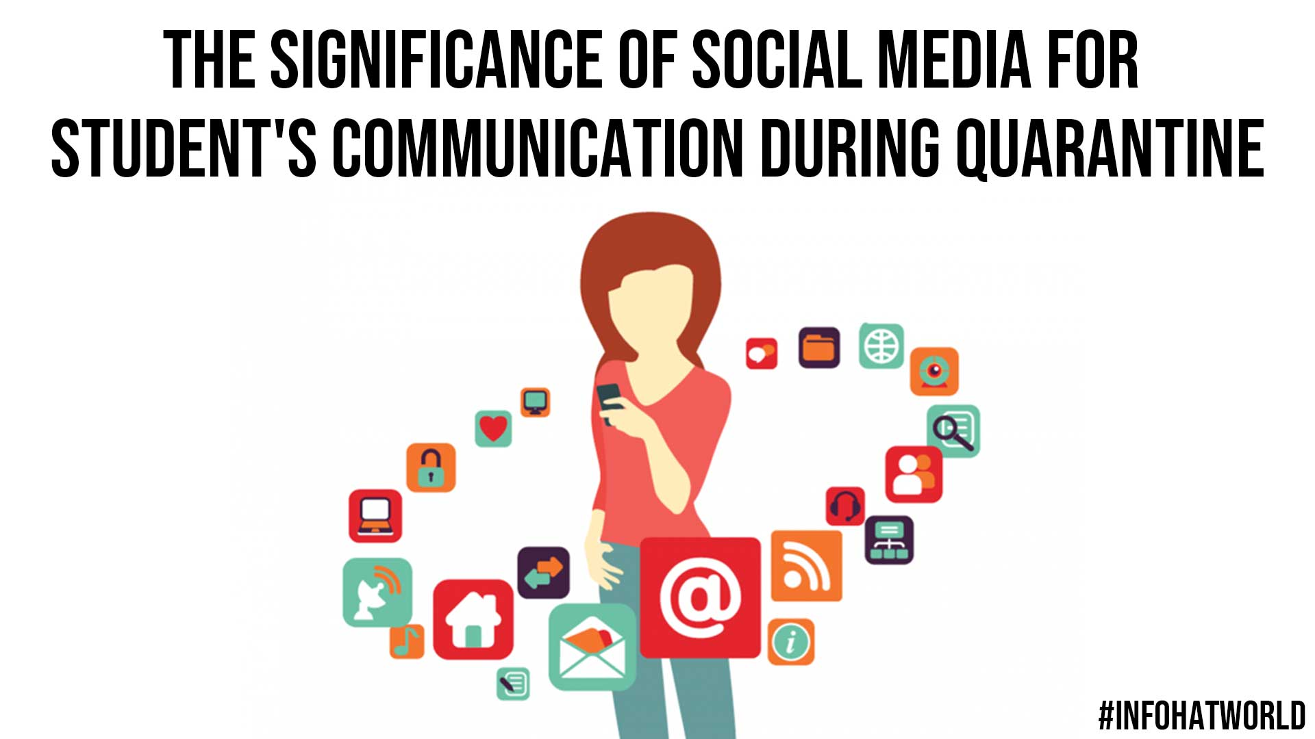 The Significance of Social Media for Students Communication During Quarantine