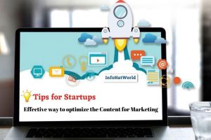 Effective way to optimize the Content for Marketing